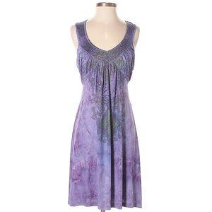 Unity World Wear ethereal purple dress